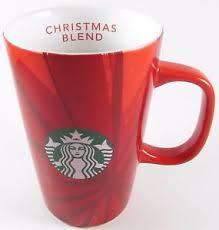 starbucks christmas mugs 2014. Contemporary Christmas Image Is Loading STARBUCKSCOFFEEMUG2014CHRISTMASBLENDRED12 Intended Starbucks Christmas Mugs 2014 EBay
