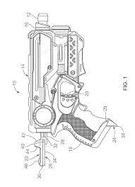 Draw Nerf Guns Wiring Diagram Database