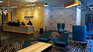 amazon office space. Tech Giant Amazon.com Inc. Has Moved Into Its Office At 27 Melcher St Amazon Space O