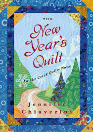 The New Year's Quilt – Jennifer Chiaverini &  Adamdwight.com
