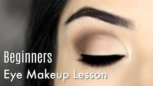 beginner eye makeup