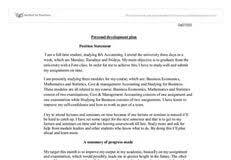 development essay personal plan seven fund student essay development essay personal plan