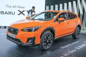 new subaru 2018. plain 2018 new subaru xv to go on sale in 2018 inside new subaru