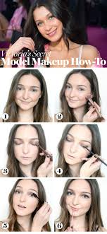 victoria s secret fashion show 2016 makeup howto tutorial