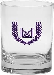 executive double old fashion glass 14 oz