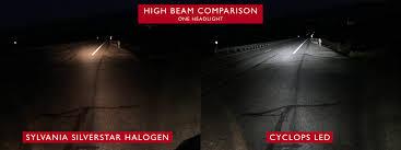 Cyclops 10 0 H4 Led Headlight Bulb