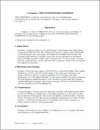 Service Agreements Templates Master Service Agreement Template ...