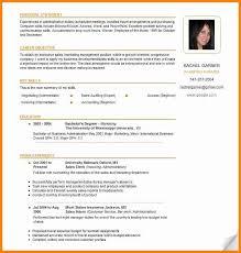Resume Format Canada Canadian Resume Template 3 Yralaska