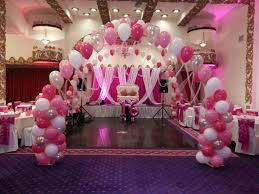 Home Decor  Simple Balloon Decoration For Birthday Party At Home Simple Balloon Decoration Ideas At Home