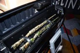 008 mopar rambox ram truck gun rack storage pickup
