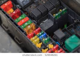 car fuse images, stock photos & vectors shutterstock fuse box car ac not working close up view of car fuse box, control engine lighting car electrical and automobile