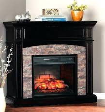 electric fireplaces with mantels s s electric fireplace stone mantel canada