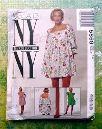 Babydoll Dress Pattern