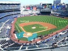 Interpretive Yankee Virtual Seating Yankee Stadium Virtual