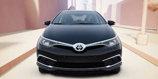 2016 Toyota Corolla Hybrid and/or facelift previewed?