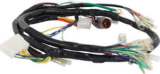 wiring harnesses rectifier regulators rotors stators add to cart · honda cb750 wire harness honda cb750k 1969 71 oem ref