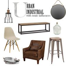 urban decor furniture. Sep 18 Urban Industrial Decor With Plaidfox Furniture T