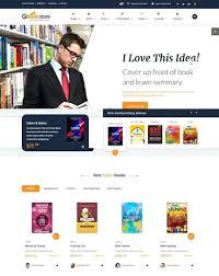 Free Bookstore Website Template Book Shop Template Bookstore Joomla Meetwithlisa Info
