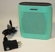 bose 415859. bose soundlink color wireless bluetooth speaker 415859 \u2022 mint green
