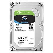 HDD 1000.0 Gb (ST1000VX005) SATA-III 3,5 <b>Seagate SkyHawk</b> ...
