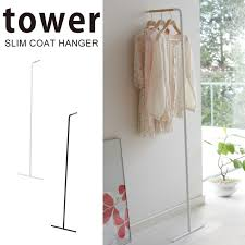 Slim Coat Rack Lighterya Rakuten Global Market General Store Coat Hanger Iron 88