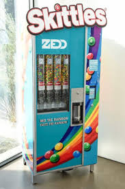 Costco Vending Machine Amazing Zedd's 48 Million Mansion Has A Skittles Machine And A COSTCO Room