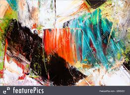 Canvas abstract artwork Canvas Wall Abstract Paintings On Canvas Featurepicscom Painting Art Abstract Paintings On Canvas Stock Photo I2550431 At