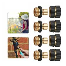 brass female male water hose connector