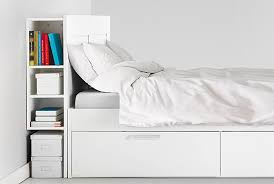 Headboards add a distinctive, personal touch to your bed, but are also good  for