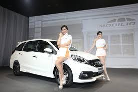 new car launches honda mobilioHonda launches the allnew Honda Mobilio for a Modern and Bigger
