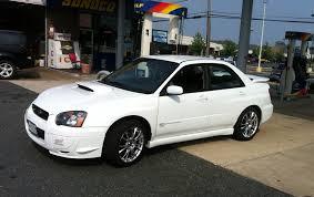 subaru wrx 2005 white. Modren Subaru 2005 Subaru Impreza Wrx Intended Wrx White G