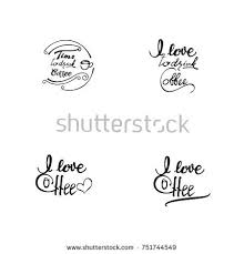 Shop Stock Quote Delectable Coffee Shop Promotion Motivation Quote Coffee Stock Vector Royalty