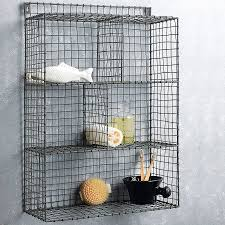 Wire Racks For Kitchen Storage Wire Shelf Rack A Well Toys And Towels