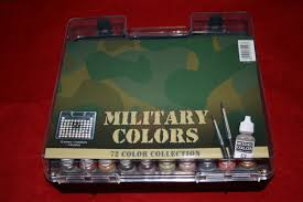 Vallejo Model Color Military Set Snm Stuff