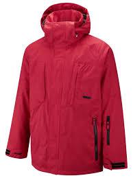stockade natural jacket