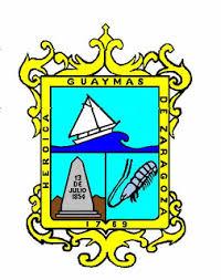 Resultado de imagen para escudo de san carlos nuevo guaymas