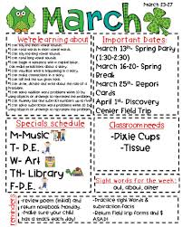 Newsletter Templates In Word Teacher Newsletter Templates Word Awesome Classroom Newsletter With 14