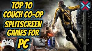 top 10 couch co op split screen games for pc best pc games