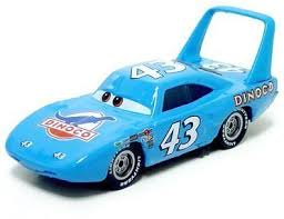 cars the movie the king.  King Disney Pixar Cars Movie World Of The King Short Card 155 Scale With S