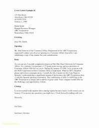 Nature Cover Letter Cover Letter Example Unknown Recipient Www