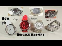 Videos Matching How To Replace A Watch Battery Revolvy