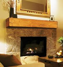 12 photos gallery of wood fireplace mantels decor