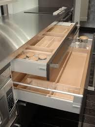 Drawers For Cabinets Kitchen Kitchen Wonderful Kitchen Drawer Storage Ideas With White Wood