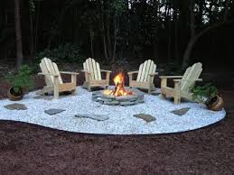 Outdoor Fire Pits And Fire Pit Safety  HGTVBackyard Fire Pit Area