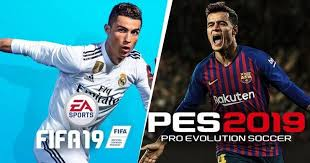 Fifa 2019 vs Pes 2019 – Golazo – Medium