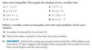 algebra assignment pg odd clark math algebra assignment 5 1 pg 286 1 35odd