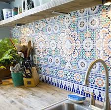 14 Kitchen Backsplashes That Inspired Us In 2015