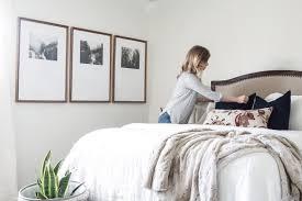 Framebridge Designers Choice Creating A Bedroom Sanctuary With Framebridge Master