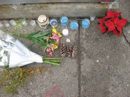 robin essay fatal bike crash hits home here now a makeshift memorial has been set up on the corner of commonwealth avenue and st paul street in boston chris ballman wbur