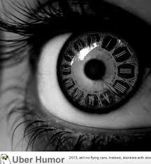 Clock contact lenses | Funny Pictures, Quotes, Pics, Photos ...